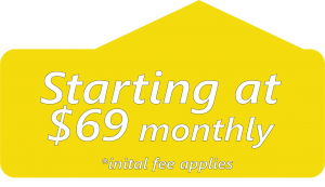 Starting at $69 per month