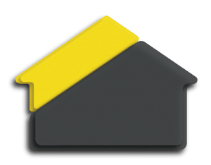 Green Guard HD small house logo
