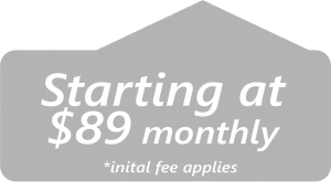 Starting at $89 per month